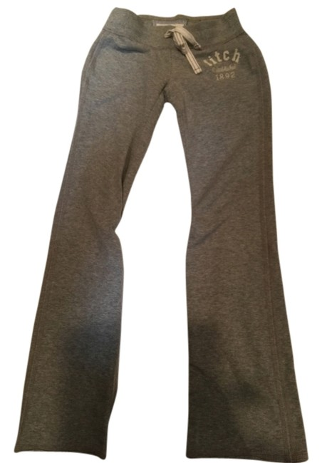 Abercrombie & Fitch Kids Athletic Pants Grey