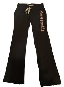 Abercrombie & Fitch Kids Athletic Pants Dark Grey