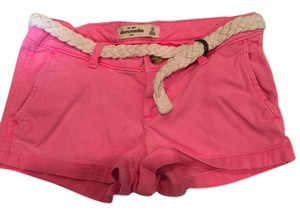 Abercrombie & Fitch Kids Mini/Short Shorts Pink