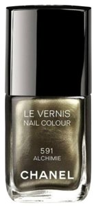 Chanel Beaute Chanel Limited Edition Le Vernis Nail Colour 591 Alchimie BRAND NEW!