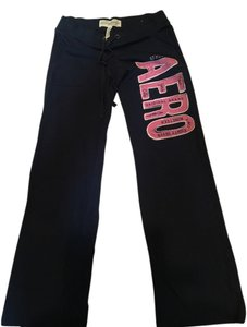 Aeropostale Women's Athletic Pants Blue