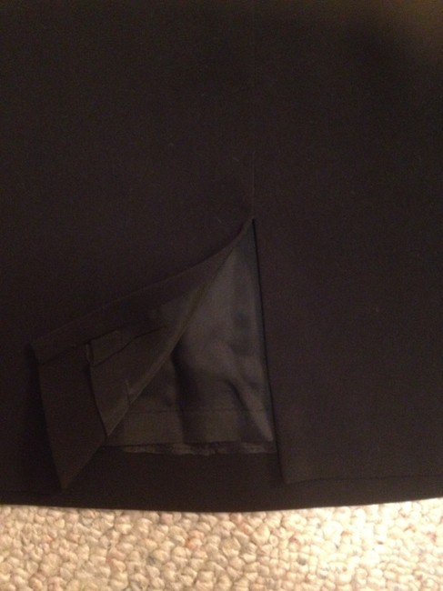 Other Fitted Skirt Black