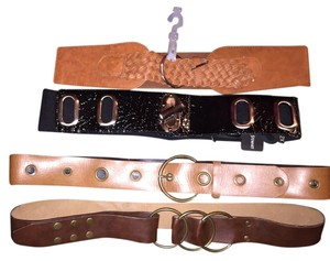 NYCO Bundle Of Belts