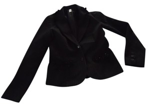Old Navy black pinstripe Blazer
