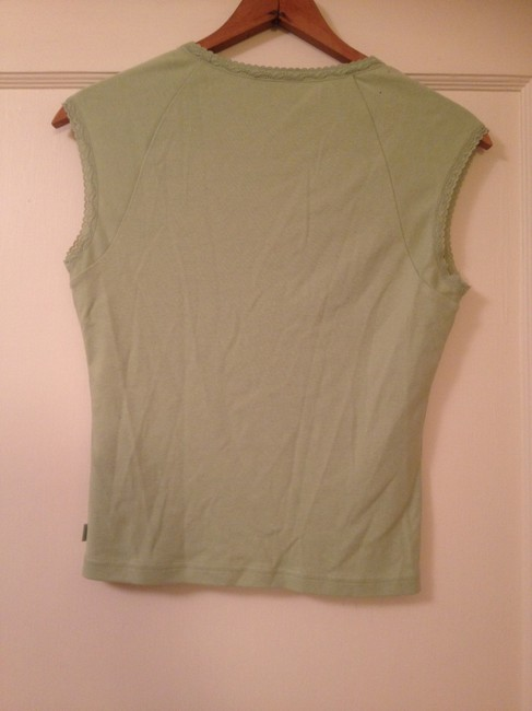 Express New Spring Top Lime green
