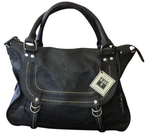 Frye Satchel in Black