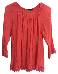 Spense Top Coral, red, pink