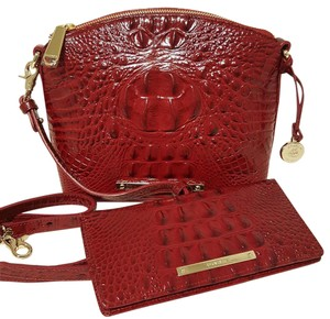 Brahmin Wallet Cross Body Bag