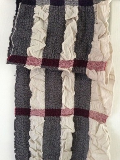 Burberry Burberry crinkle scarf