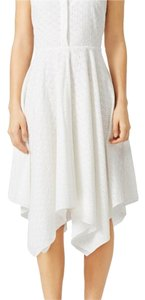 Slate & Willow short dress White on Tradesy