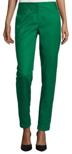 Worthington Ankle Capri/Cropped Pants Green