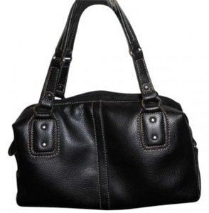 Relic Satchel in black