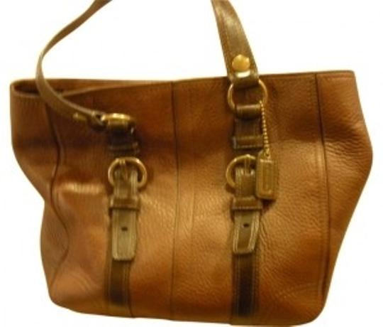 Preload https://item2.tradesy.com/images/coach-10954-rare-brown-leather-tote-18431-0-0.jpg?width=440&height=440