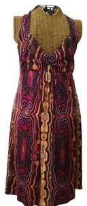 Maxi Dress by Laundry by Shelli Segal Native Maxi Long Halter
