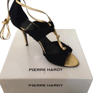 Pierre Hardy Black and Gold Formal