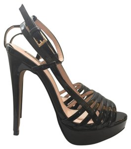 Black Patent Platforms