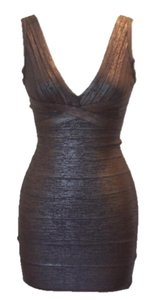Herv Leger Herve Lager Bodycon Dress