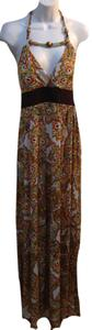 multi Maxi Dress by XOXO