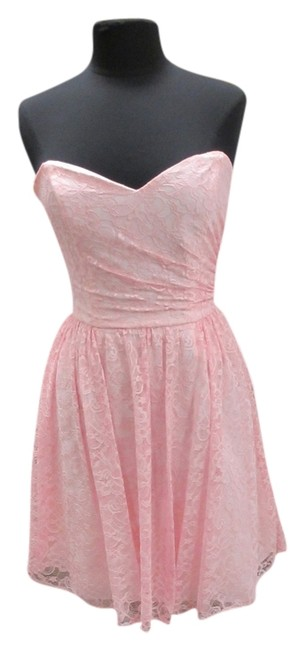 Item - Cosmo B153061 (Bel-4) Knee Length Cocktail Dress Size 10 (M)