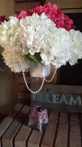 Glamorous Bling Centerpieces