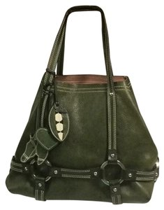 Luella Tote in Green
