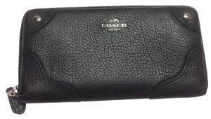 Coach F55404 Coach Mickie Accordion Zip Wallet