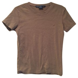 Ralph Lauren T Shirt Brown/brown