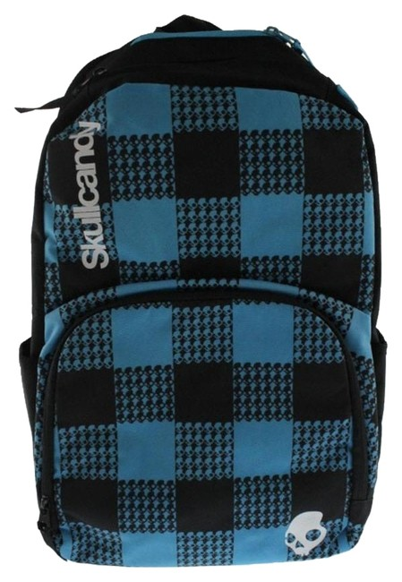 Item - Black and Blue Backpack