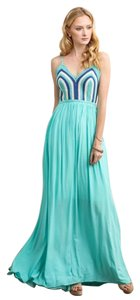 Limpet Mint Maxi Dress by Aquarius Brand