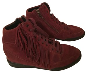 The Kooples Burgundy Boots