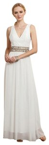 Ivory Maxi Dress by Aquarius Brand
