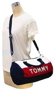 Tommy Hilfiger Tote in Red, blue, and white