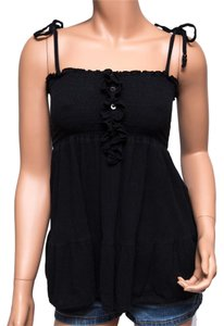 Juicy Couture Tube Summery Top Black