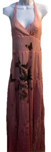 pink Maxi Dress by Butterfly Dropout