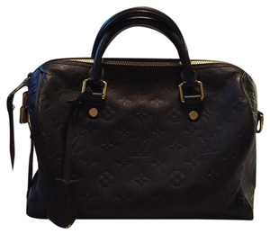 Louis Vuitton Satchel in Dark Blue