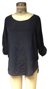 Banana Republic Satin Blouse Tunic