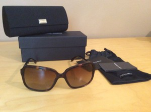 Dolce&Gabbana New in box Dolce and Gabbana Sunglasses with case and papers