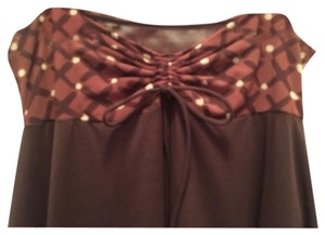 Profile Skirt Brown