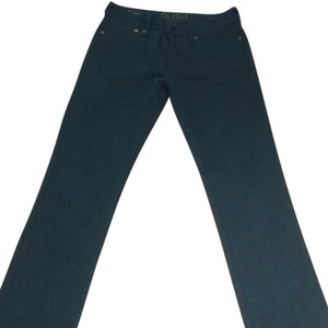 DL1961 Straight Pants Green
