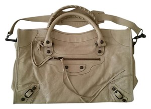 Balenciaga Satchel in Beige