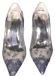 Guess By Marciano Blue Pumps