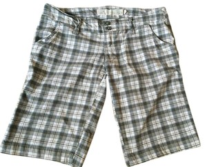 Hollister Bermuda Shorts Plaid