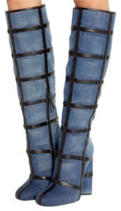 Tom Ford Denim Boots