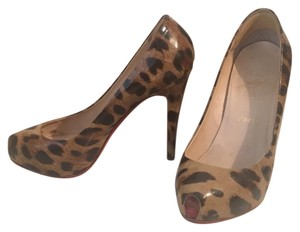 Christian Louboutin Tiger Pumps