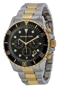Michael Kors Michael Kors MK8311 Men's Two-Tone Silver/GoldStainless Steel Chronograph Watch