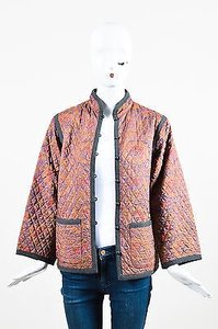 Saint Laurent Vintage Rive Multi-Color Jacket