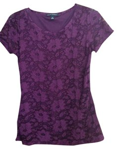 Banana Republic Top Plum