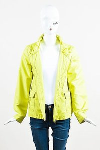 Armani Collezioni Bright Yellow Jacket