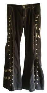 Hot Topic Flare Leg Jeans