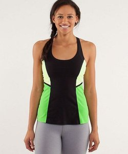 Lululemon Cool Racerback Special Edition